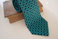 Vintage 1980s 100% Silk 'Principles' Mens Suit by CountingTeacups