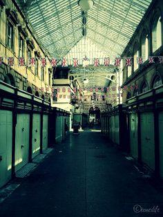 St. Nicholas Market, Bristol England