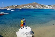 My Little Nomads - Mykonos with Kids – The Best Family Hotels