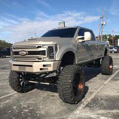 Ford Pickup Trucks, New Trucks, Custom Trucks, Cool Trucks, Lifted Ford, Lifted Trucks, Powerstroke Diesel, 4x4 Off Road, Ford Super Duty