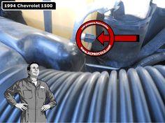 1994 Chevrolet Silverado 1500 - Low Side Port for A/C Recharge #acprocold #acpro #r134a #refrigerant - www.acprocold.com