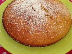 Gâteau Nature Moelleux Simple Rapide