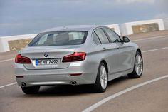 BMW 525d xDrive F10 LCI 5 Series