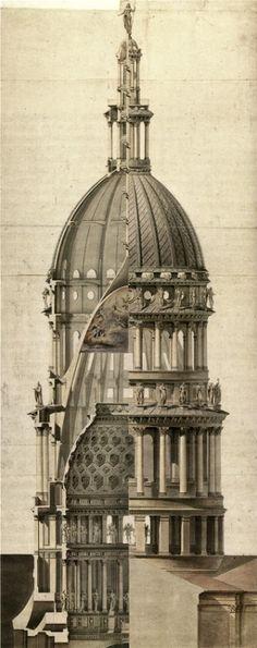 Alessandro Antonelli, Cupola di San Gaudenzio