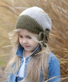 Geneva Hat by Heidi May , including adult sizes