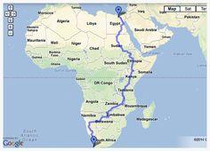 Tanzania, Kenya, Arabian Sea, Saudi Arabia, Cairo, Ghana, Morocco, Raising