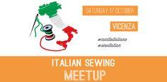 Italian Sewing Meetup @ the Fair - Incontro Cucito Italiano in Fiera - Abilmente - Vicenza - 17/10/2015