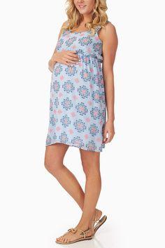 http://www.pinkblushmaternity.com/p-8554-light-blue-printed-chiffon-maternity-dress.aspx