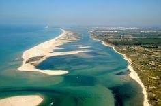 Ilha de Tavira, Algarve, Portugal   De mooiste stranden van de Algarve Geplaatst op 20 maart 2015 door Willeke