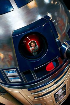 """Artoo"" Reflections by Christian Waggoner"