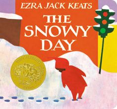A little boy named Peter wakes up to an amazing sight: fresh snow and marvels at the beauty of a snowy day.
