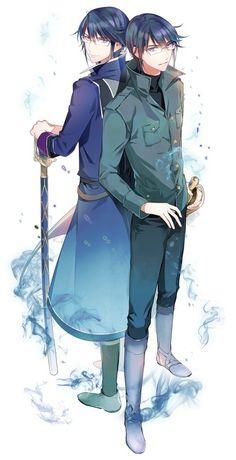 Munakata Reishi | K-Project #anime