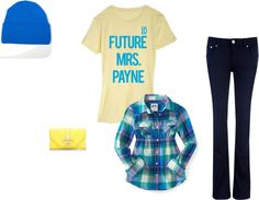 """""""Future Mrs. Payne"""" by wagglesmom on Polyvore"""
