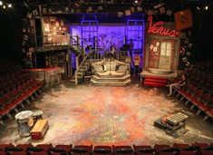 Rock of ages Scenic design by Cod Rutledge and Brittany Goodwin
