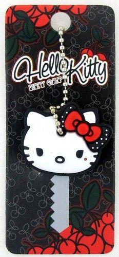 Hello kitty key cap cover $7.99