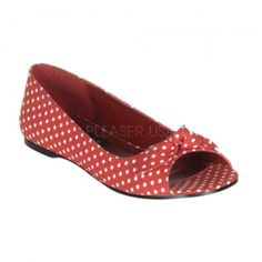 Daisy-63 CLEARANCE Womens Rockabilly Flat Shoe Mary Jane - Cherryberrykiss.co.uk