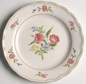 Nikko Biarritz Provincial Designs Dinner Plates Nikko, Salad Plates, Dinner Plates, Dinnerware, Decorative Plates, Pottery, Dishes, Tableware, Design