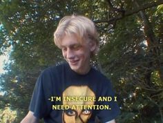 im insecure and i need attention *eu cof cof* Infp, I Need Attention, Gavin Memes, Im Insecure, North Dakota, Mood Pics, My Mood, Look At You, Reaction Pictures