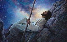Greg Olsen, Pictures Of Jesus Christ, Jesus Art, Kingdom Come, Holy Spirit, Looking Up, Inspire Me, Heaven, Greeting Cards