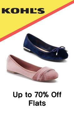 Kohls Offers Up To Off Flats Extra