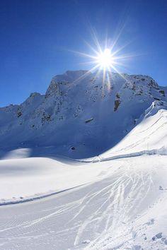 The Face by SnowSkool, at Three Valleys France 2013 via Flickr