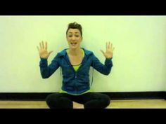 Transition song for winding kids back in from a high activity to a sit-down activity.
