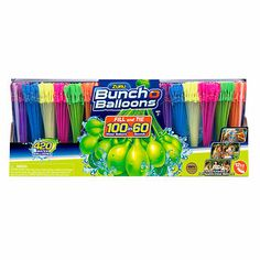Bunch O Balloons Zuru 420 Instant Self Sealing Water Balloons, Brown/a - Toys Balloon Games, The Balloon, Buncho Balloons, Water Balloon Launcher, Cool Fidget Toys, Baby Doll Accessories, Natural Rubber Latex, Water Toys, Best Part Of Me