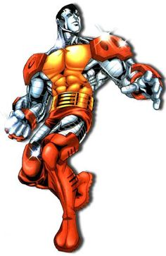 Have to give some love to my second favorite comic book character, Colossus.