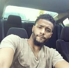 Really Cool 15 Black Men& Curly Hair Pictures , # Fine Black Men, Gorgeous Black Men, Hot Black Guys, Handsome Black Men, Fine Men, Beautiful Men, Black Man, Black Men Beards, Curly Hair Men