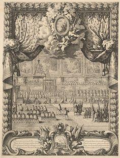 The Coronation of Louis XIV