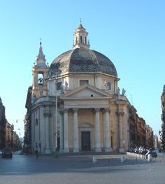#Chiesa di Santa Maria dei Miracoli, Roma