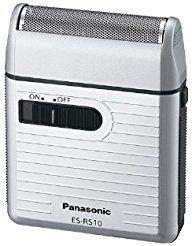On black Friday Panasonic Men's Shaver for Traveler ES-RS10-S Silver... deals week