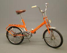 Foldable bike (1970's)