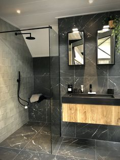 Discover recipes, home ideas, style inspiration and other ideas to try. Bathroom Styling, Bathroom Interior Design, Interior Design Living Room, Dream Bathrooms, Beautiful Bathrooms, Toilet Design, Bathroom Goals, Bathroom Renos, Home Staging