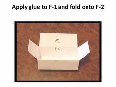 How to Assemble a Small  Lure Box Using a Hot Glue Gun