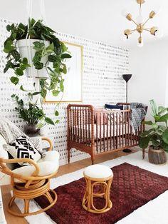 A Bright and Modern Boho Nursery - Project Nursery