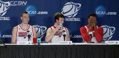 Wisonsin's Nigel Hayes Embarrasses Himself At Press Conference Calling Reporter 'Beautiful'