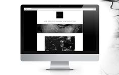Website Design on Behance