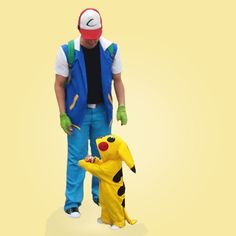 Pikachu baby onesie halloween costume available from Noodle tree!