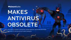 Promedio de la versión crackeada del antivirus