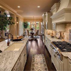 "968 Likes, 26 Comments - Official Elegant Residences™ (@elegantresidences_) on Instagram: ""Dream Kitchen TAG YOUR FRIENDS #elegant #elegantresidences #kitchen #kitchendesign…"""