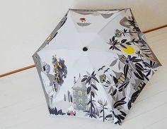 【楽天市場】Moomin ムーミン 折り畳み傘 北欧 フィンランド 傘 折りたたみ傘:Reeelax