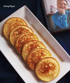 Crepe Cake, Hungarian Recipes, Diy Food, Oreo, Cake Recipes, Breakfast Recipes, Pancakes, Bakery, Good Food