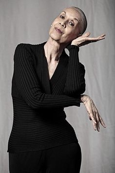 At 83, dancer Carmen de Lavallade has stories to tell - The Boston Globe