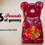 GUMMY BEAR PARTY BOWL