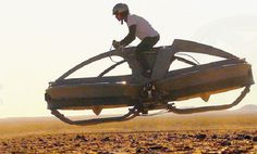 World's first functional hoverbike is taking pre-orders