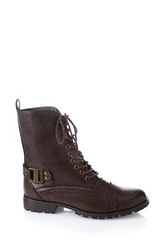 Lace-Up Combat Boots - Womens shoes and boots | shop online | Forever 21 - 2000120801 - Forever 21 EU