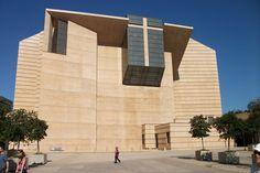 Catedral de Los Angeles ( EEUU). Rafael Moneo Grande !!!!