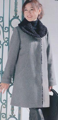 Выкройки - от простого к сложному a1 пальто