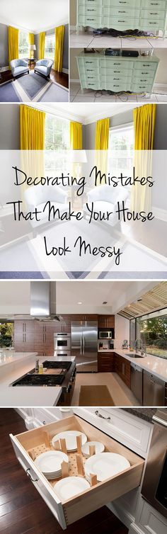 Decorating Mistakes that Make Your House Look Messy - Wrapped in Rust